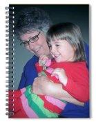 Holiday Joy Spiral Notebook