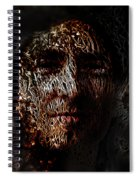 Hollowman Spiral Notebook