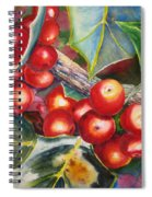 Holly Barries Spiral Notebook