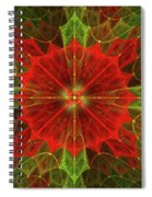 Holly Spiral Notebook