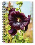 Hollyhock 7193 Spiral Notebook
