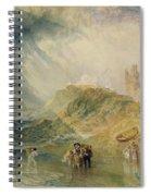 Holy Island - Northumberland Spiral Notebook