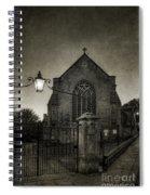 Holy Trinity Church Bradford On Avon England Spiral Notebook