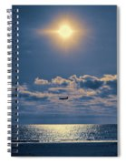 Holy Trinity Of Tourism Spiral Notebook