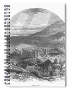 Holyrood Palace Spiral Notebook