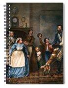 Home Again, 1866 Spiral Notebook