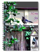 Home Sweet Home 1 Spiral Notebook