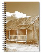 Home Sweet Home Dreams Spiral Notebook