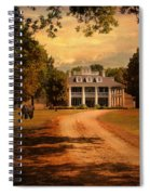Home Sweet Home Spiral Notebook