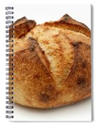 Homemade Bread Spiral Notebook