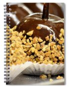 Homemade Caramel Apples Spiral Notebook
