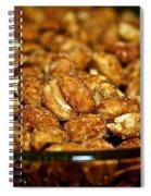 Honey Roasted Spiral Notebook