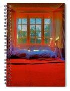 Honeymoon Spiral Notebook