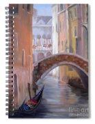 Honeymoon Heven Spiral Notebook