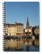 Honfleur  Spiral Notebook