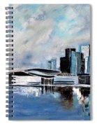 Hong Kong Spiral Notebook