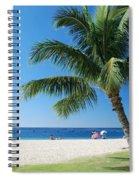 Honolulu Sun 0757 Spiral Notebook