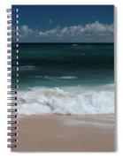 Hookipa Waiola At The Outer Edge Spiral Notebook