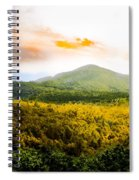 Hope Of Fall Spiral Notebook