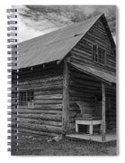 Hope Of Yesteryear Spiral Notebook