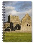 Hore Abbey, Cashel, County Tipperary Spiral Notebook