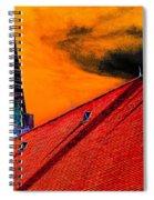 Horizontal Uprising Spiral Notebook