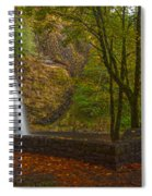 Horsetail Falls Spiral Notebook