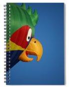Hot Air Balloon 2 Spiral Notebook