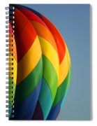 Hot Air Balloon 3 Spiral Notebook