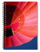 Hot Air Balloon 4 Spiral Notebook