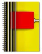 Hot Box Spiral Notebook