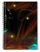 Hot Dawg Spiral Notebook