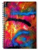 Hot Fun Spiral Notebook