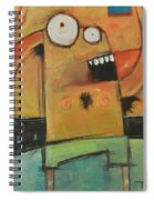 Hot Fun In The Summertime Spiral Notebook
