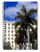 Hotel Nacional De Cuba Spiral Notebook