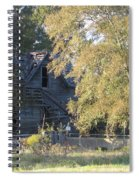 House Alone Spiral Notebook
