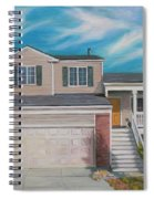 House Commision Spiral Notebook