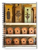 House Hunting Spiral Notebook