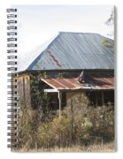 House Indian Gap Tx Spiral Notebook