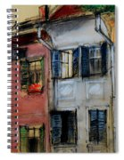 Houses In Transylvania 1 Spiral Notebook