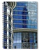 Houston Architecture 1 Spiral Notebook