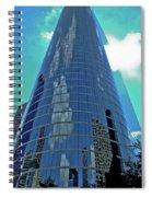 Houston Architecture 2 Spiral Notebook