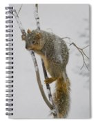 How I Hate Snow Spiral Notebook