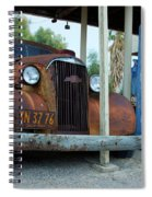 How Long Have You Been Waiting For Gas Spiral Notebook