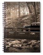 How To Tour Mountains Spiral Notebook