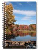 Howard's Lake Spiral Notebook