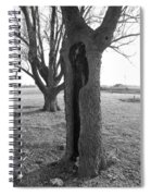 Howling Tree Spiral Notebook
