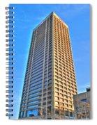 Hsbc Tower Spiral Notebook