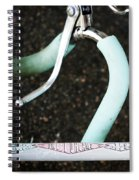 Huffy Bicycle Spiral Notebook