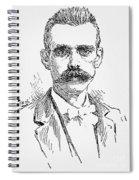 Hugh Odonnell Spiral Notebook